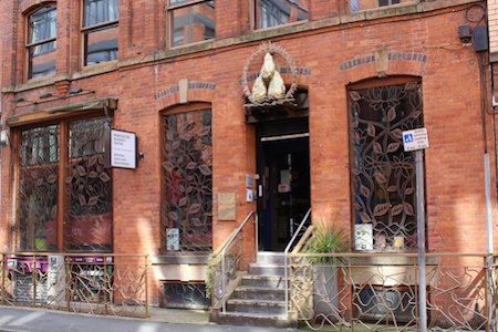 Manchester Buddhist Centre Front