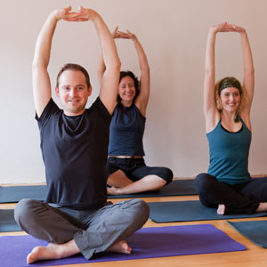 Photo of People in a Bodywise Yoga Class