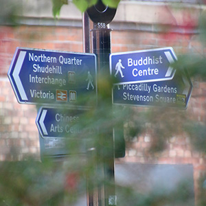 Photo of Signs in the Northern Quarter
