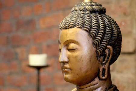 Vajra Hall Buddha