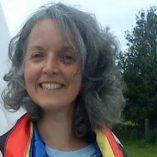 Woman at Buddhafield North Retreat