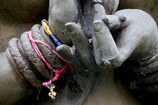 Photo of Prajnaparamita hands