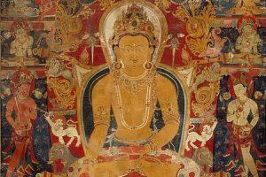 Jina Buddha Ratnasambhava