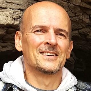 Portrait of Arthavadin, Buddhist Centre Chair