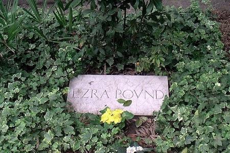 Ezra Pound Grave