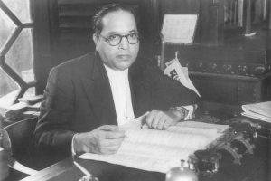 Dr Ambedkar in 1950