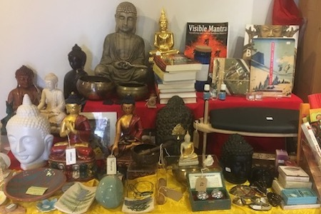 Shrine Sale Stall 2019