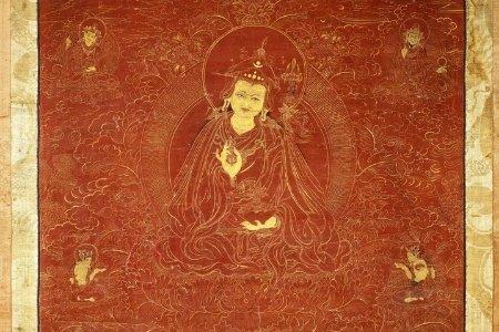 Painting of Padmasambhava