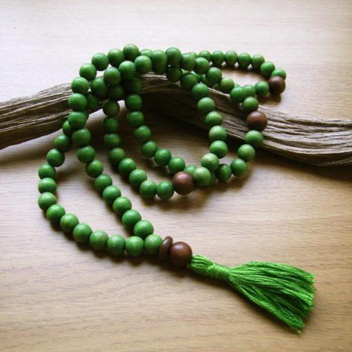 Green Mala