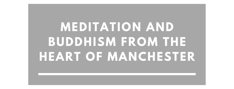 Buddhism and Meditation in the heart of Manchester