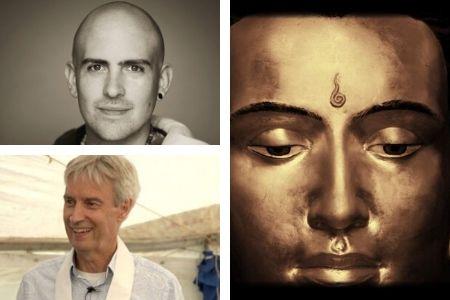 Sanghadhara, Ratnaguna and the Buddha