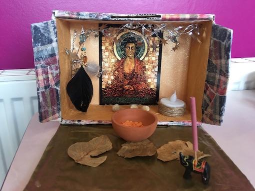 Portable Shrine
