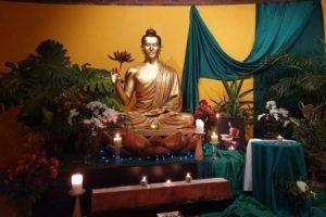 Lotus Hall Shrine