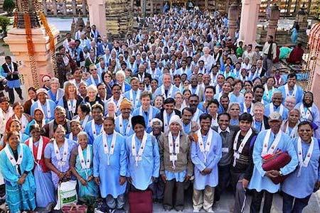 Triratna Buddhist Order Members